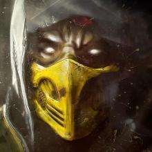 Scorpion, peleador de Mortal Kombat