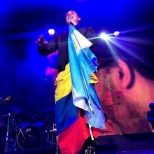 Silvestre Dangond ofreció un concierto en Argentina