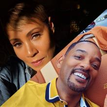 Jada Pinkett Smith es la esposa de Will Smith
