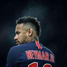 Neymar Jr es delantero del PSG