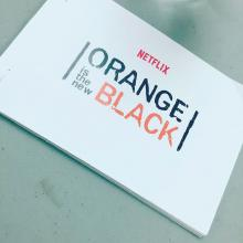 Orange is the New Black es una serie de Netflix