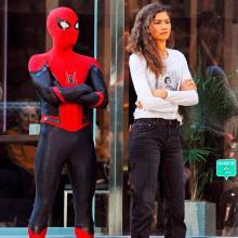 Spider-Man y MJ