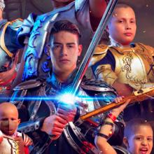 Warrior Children, videojuego que protagoniza James Rodríguez