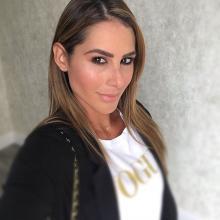 Carolina Soto se quitó sus implantes de senos