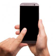 Smartphone dañado