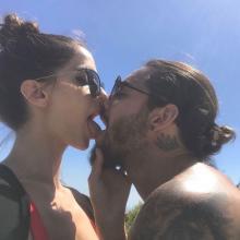 Νatalίa Barulίch y Maluma llevan dos años de noviazgo