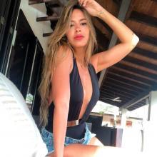 Shannon de Lima apoya a James Rodríguez