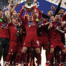 Liverpool se coronó campeón de la edición 2018-2019 de la Champions League