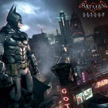 Videojuego de la saga Batman Arkham