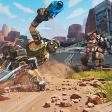 Apex Legends es un videojuego que compite con Fortnite