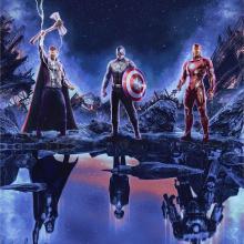 Primeros Avengers