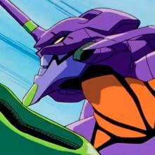 El Evangelion 01 es pilotado por Shinji Ikari