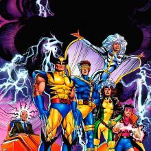 X-Men de los años 90