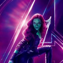 Gamora murió en Infinity War