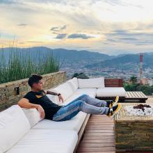 James Rodríguez en Medellín