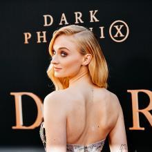 Sophie Turner fue 'Sansa Stark' en 'Game of Thrones'