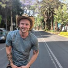 Zach Morris se fue de Colombia y estas son las razones