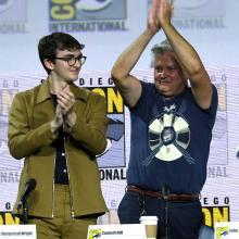 Los actores de la serie 'Game of Thrones' en la Comic-Con