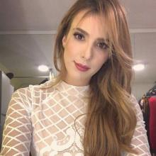 La presentadora forma parte del grupo de los nuevos rostros de 'La Movida'
