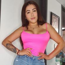 Yina Calderón, exprotagonista de Nuestra tele.