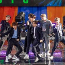 BTS se retira de los escenarios temporalmente