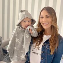 Carolina Soto celebra el cumpleaños de su hija Violeta y de su hermana Sofía