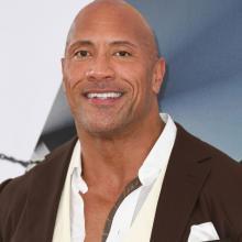 Dwayne Johnson, 'The Rock'