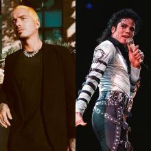 J Balvin y Michael Jackson
