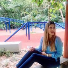 Lorna Cepeda interpretó a 'Patricia Fernández'
