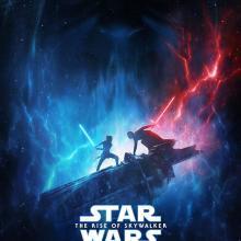 Poster Star Wars: El ascenso de Skywalker