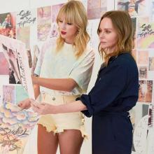 Taylor Swift y Stella McCartney