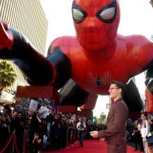 Tom Holland es el nuevo Spider-Man