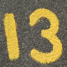 Misterios del número 13 en El Cartel Paranormal