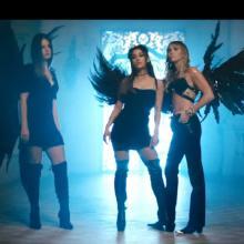 Ariana Grande, Miley Cyrus y Lana del Rey