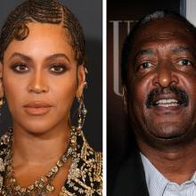 Beyoncé y su papá