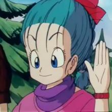 Bulma, Dragon Ball Z