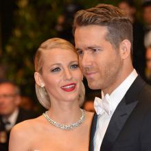 Ryan Reynolds y Blake Lively