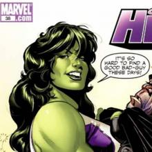 She-Hulk (Jennifer Walter), de Marvel