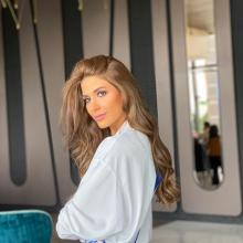 Gabriela Tafur en Miss Universo