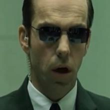 Agente Smith, Matrix