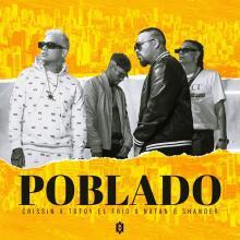 Poblado - Crissin, Totoy El Frio, Natan & Shander