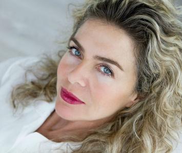 La presentadora y actriz Margarita Rosa de Francisco