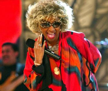 Se cumplen 15 años de la muerte de Celia Cruz