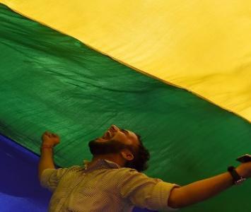 DESPENALIZACIÓN DE LA HOMOSEXUALIDAD EN LA INDIA