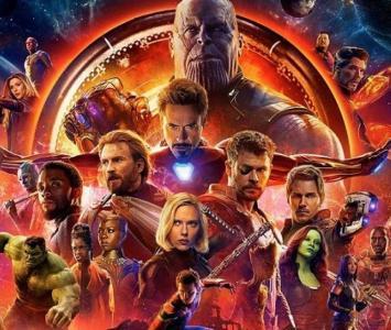 Imagen oficial de Avengers: Infinity War