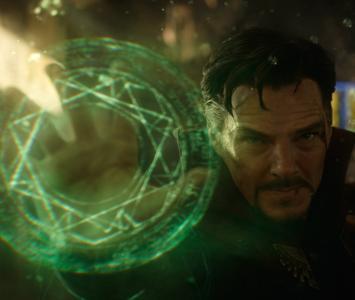 Doctor Strange: hechicero supremo (2016):