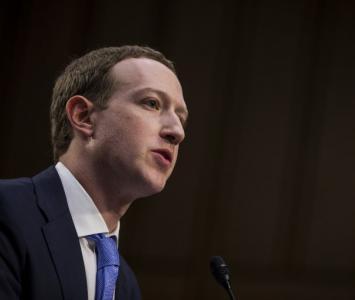 Mark Zuckerberg, cofundador de Facebook