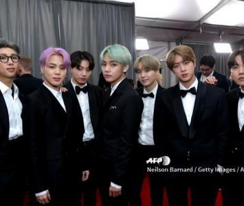 Agrupación de K-pop BTS