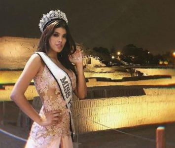 Anyella Grados, Miss Perú 2019 fue destituida por video en el que aparece borracha.