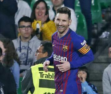 Lionel Messi - Barcelona 2019